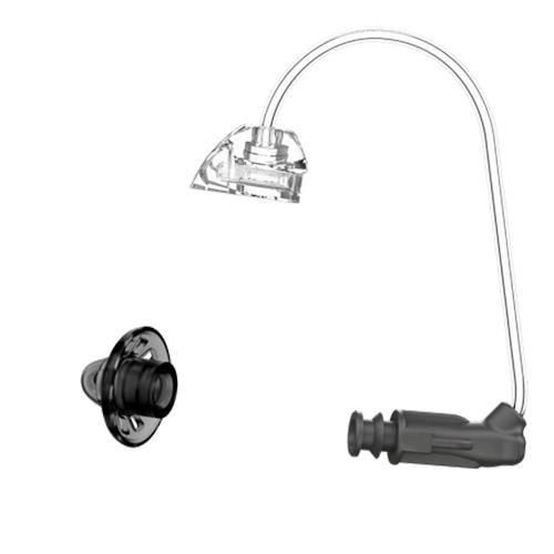 Индивидуальные вкладыши для слуховых аппаратов Widex, круглые, размер S-L