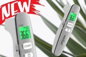 «На варті імунітету» - нові інфрачервоні термометри тільки в Полтаві!