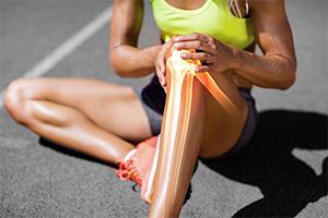 Как понять, почему болит нога после травмы: перелом, растяжение связок, разрыв связок, вывих, ушиб