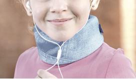 Детские бандажи на шею (шины Шанца)