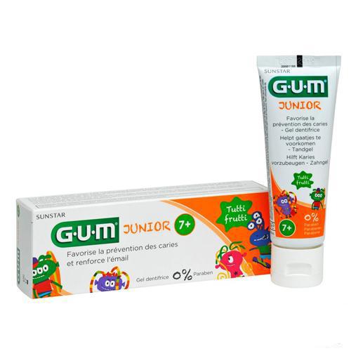 Зубная паста GUM Junior для детей от 7 лет, 50 ml