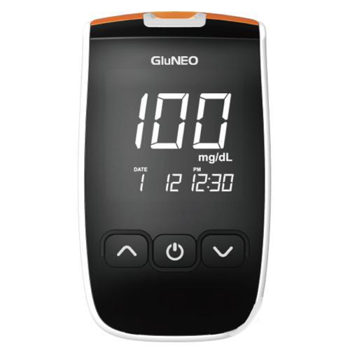 Глюкометр GluNeo с подключением ПК, Infopia