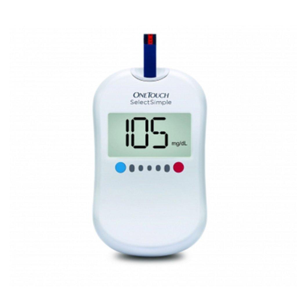 Глюкометр One Touch Select Simple (Ван Тач)