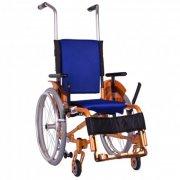 Легкая инвалидная коляска для детей «ADJ KIDS» OSD-ADJK