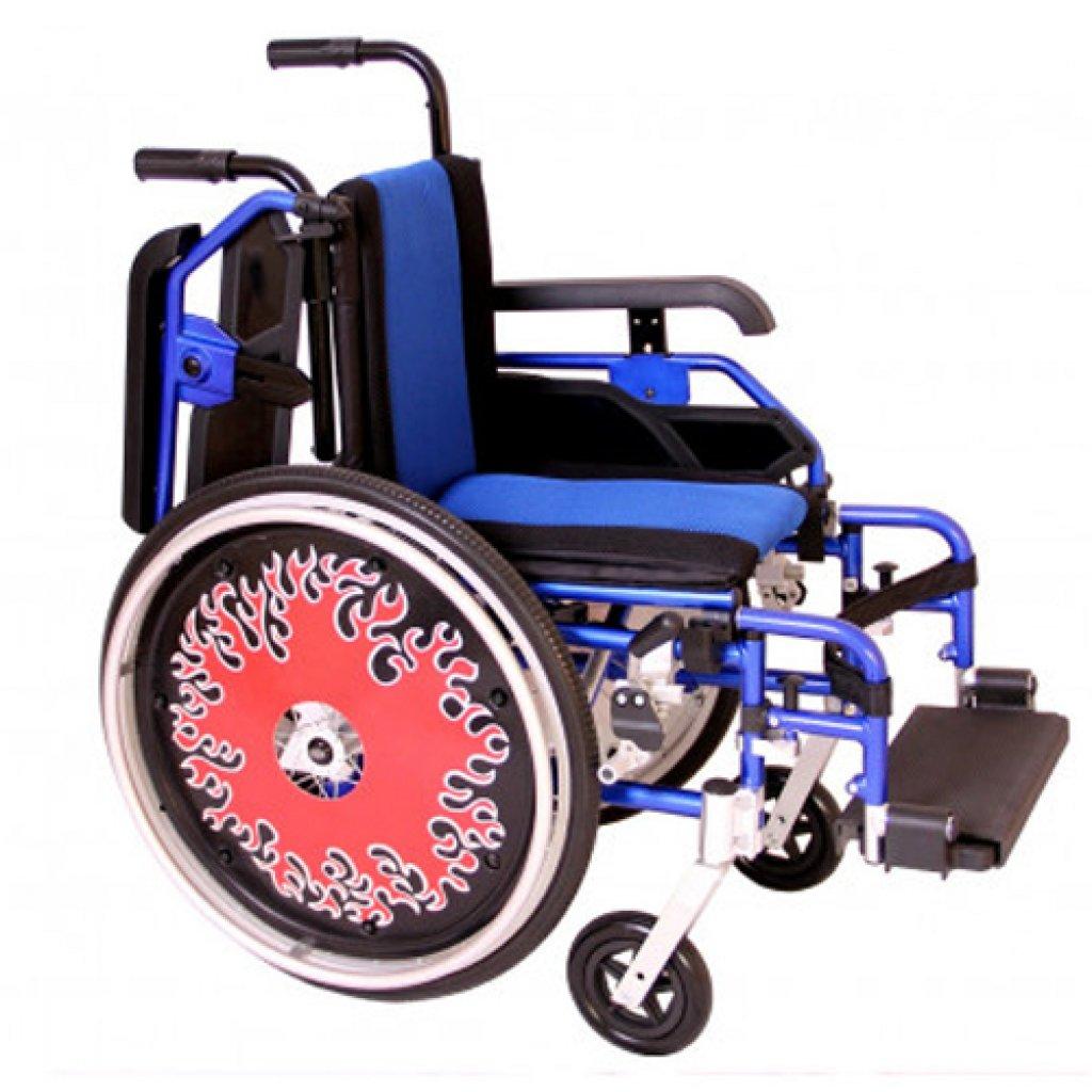 """Детская инвалидная коляска OSD """"CHILD CHAIR"""" OSD-MOD-EL-B-35"""