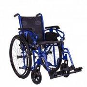 Инвалидная коляска OSD-STB2HD-55 Millenium Heavy Duty, усиленная, механическая
