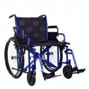 Инвалидная коляска OSD-STB2HD-60 Millenium Heavy Duty, усиленная, механическая