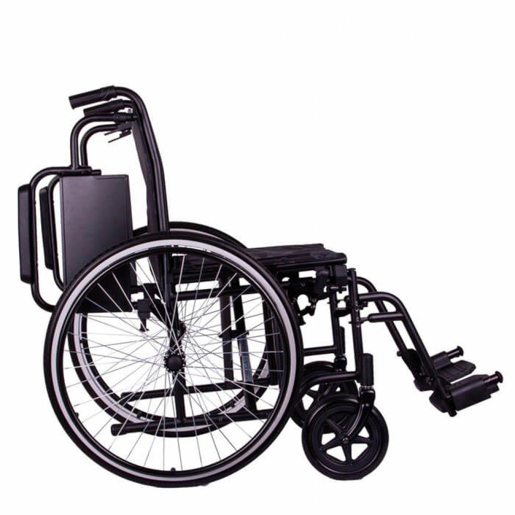 Инвалидная коляска OSD-MOD-ST-**-BK Modern, механическая