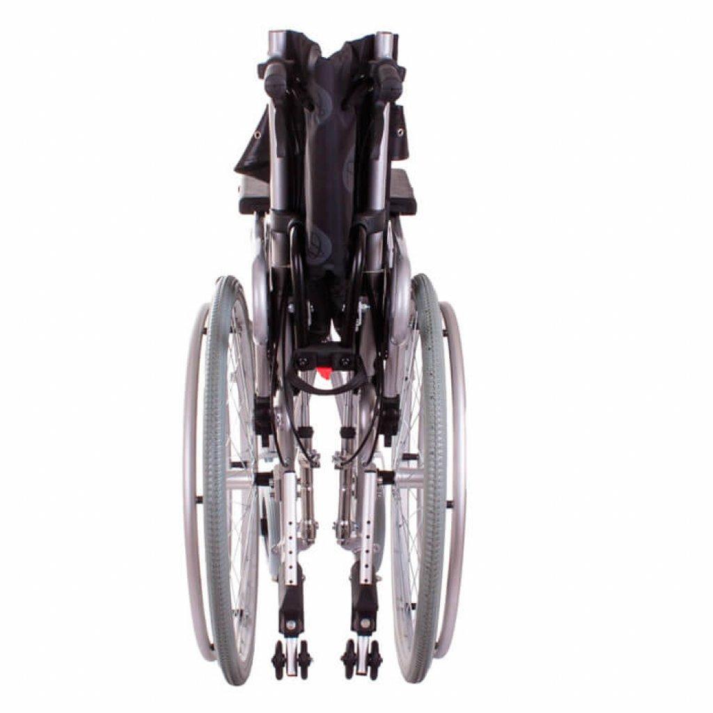 Инвалидная коляска OSD 2809* Netti 4U CE PLUS механическая, премиум-класса