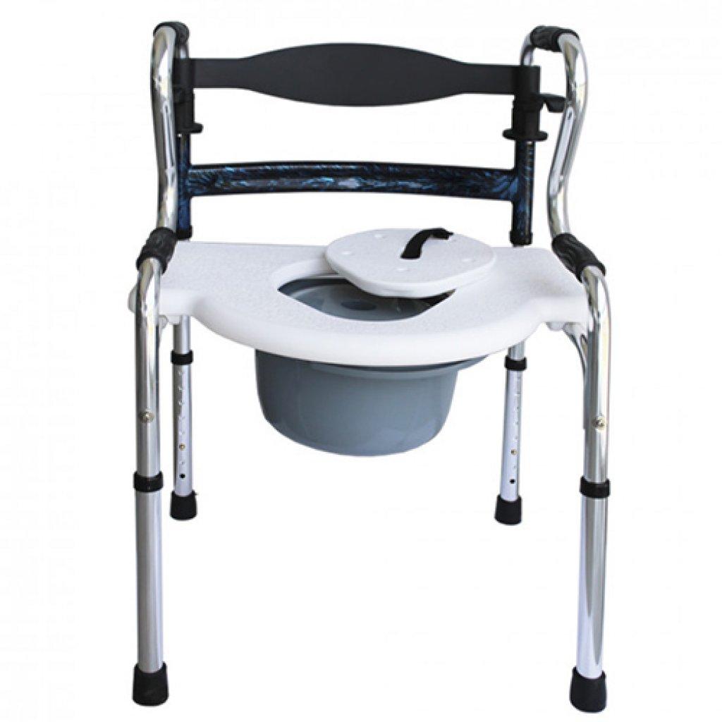 Кресла-туалеты для инвалидов – доступный бытовой комфорт