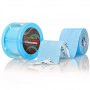 Кинезио тейп Rea Tape Premium 5м*5см, голубой