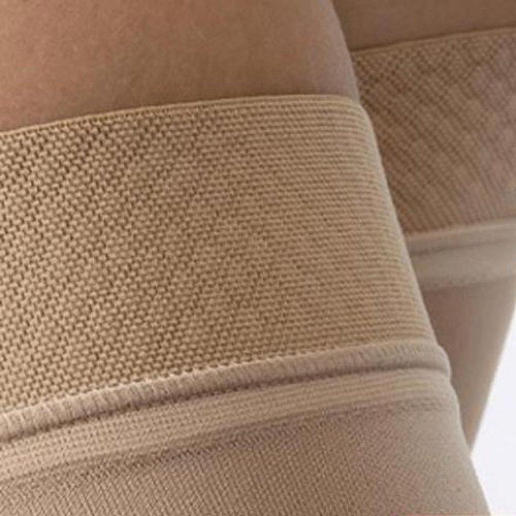 Компрессионные чулки Aurafix AV-113 открытый носок, 3 класс