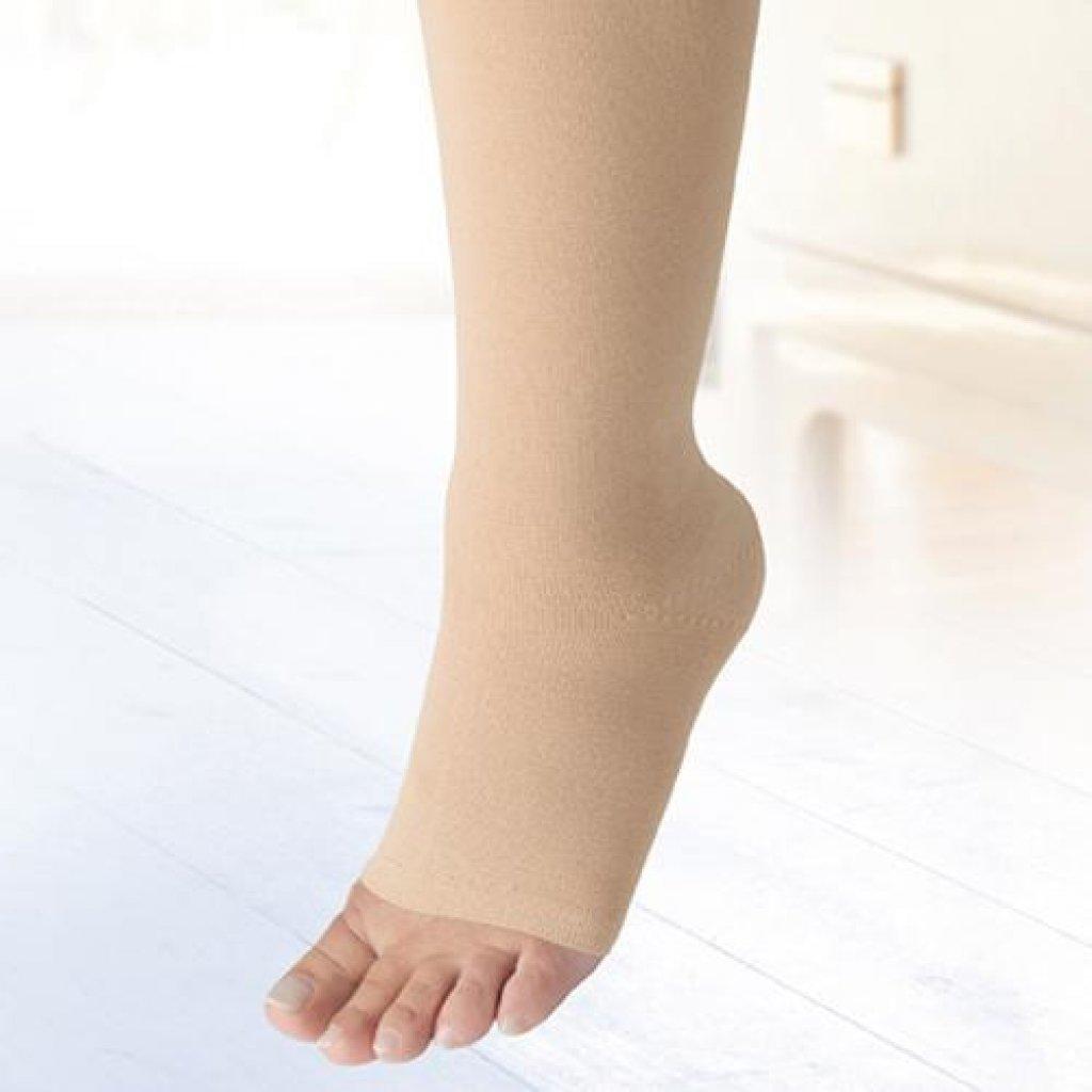 Компрессионные чулки Belsana Classic E 1 класс, закрытый / открытый носок