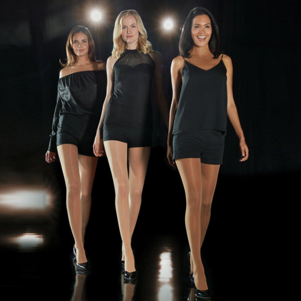 Компрессионные чулки для широкого бедра Mediven Elegance 1 класс