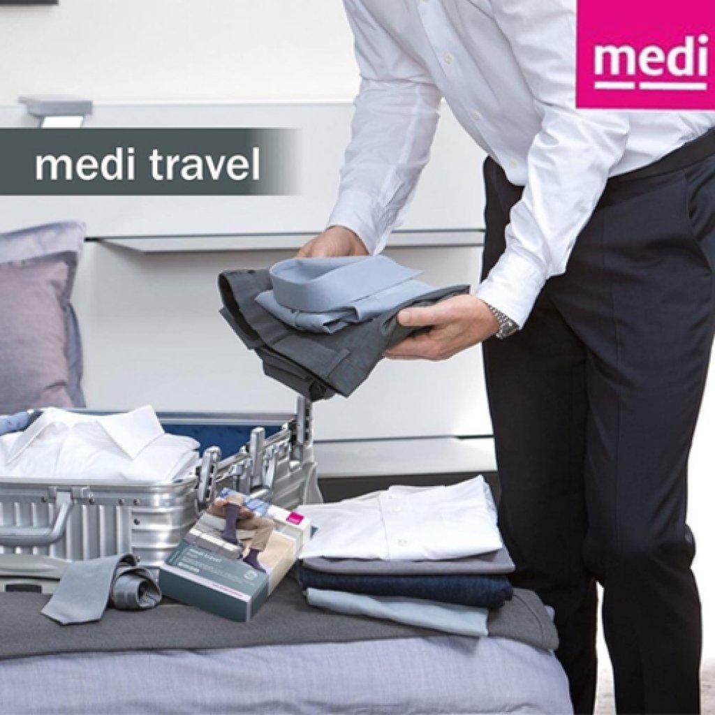 Гольфы medi travel (для авто путешествий и авиа перелетов)