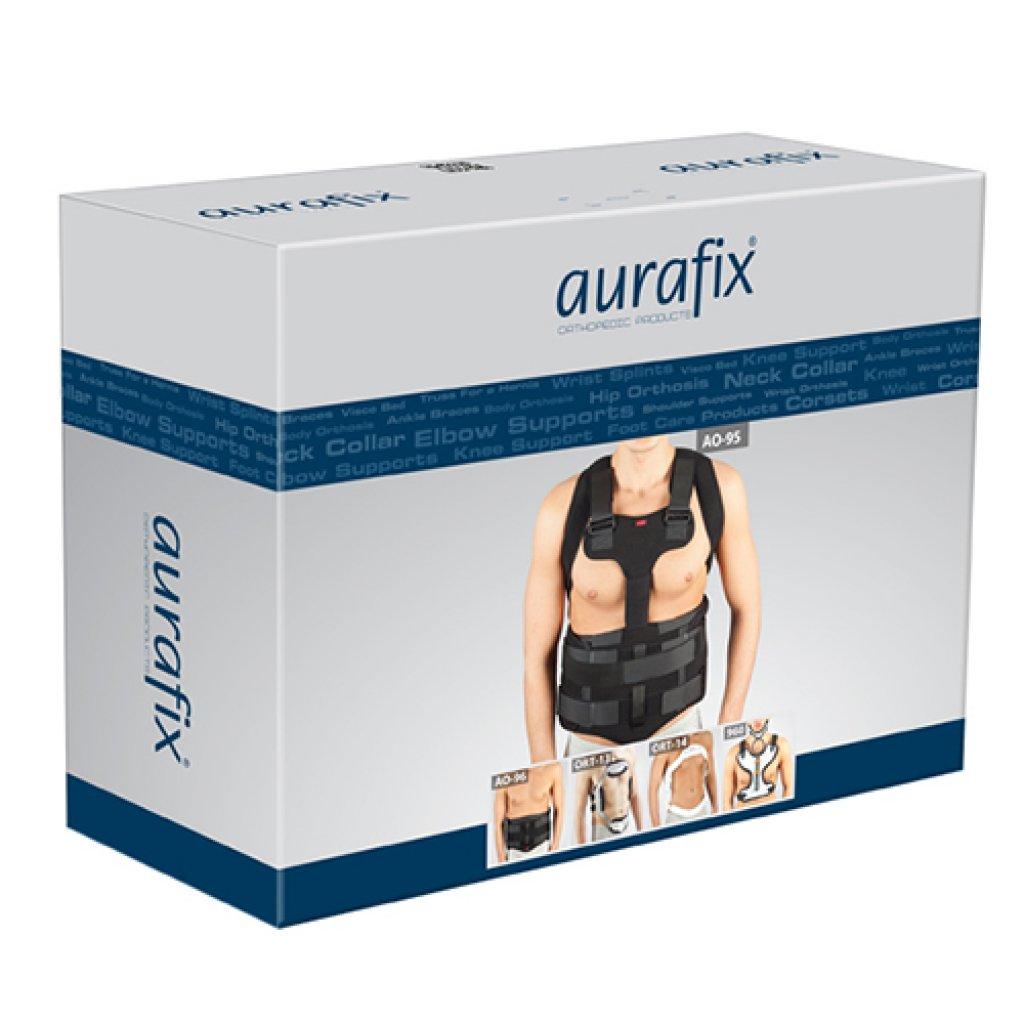 Корсет Aurafix REF: AO-95 TLSO для торако-люмбально-цервикального отдела позвоночника