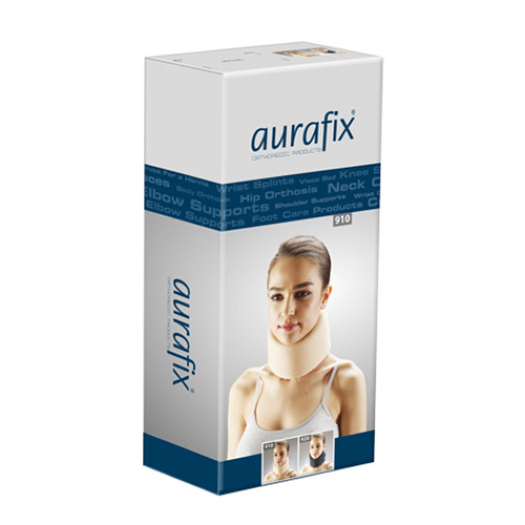 Бандаж для шеи Aurafix REF:910 мягкий