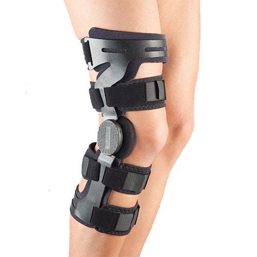 Ортез на колено с шарнирами Aurafix 171