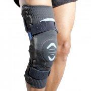 Лигаментарный ортез на колено Thuasne Genu Ligaflex 2375 03 (закрытый, 40 см) с боковыми шарнирами