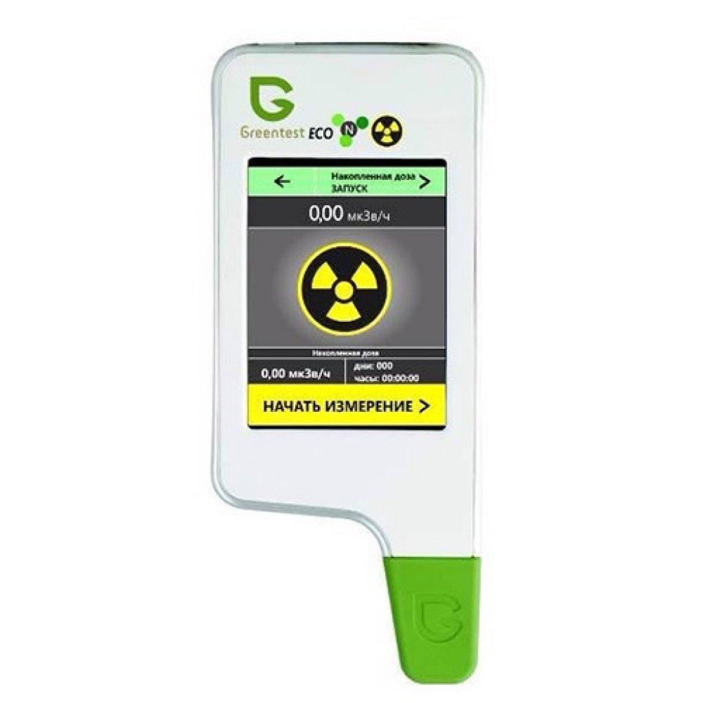 Дозиметр и нитрат-тестер GreenTest ECO 4
