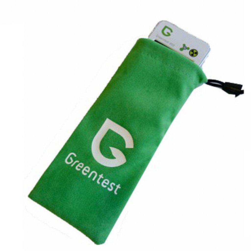 Дозиметр, нитрат-тестер и измеритель жесткости воды GreenTest ECO 5