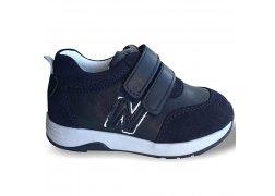 Детские ортопедические кроссовки демисезон, синие Ozpinarci (Оспинарджи) 109-06