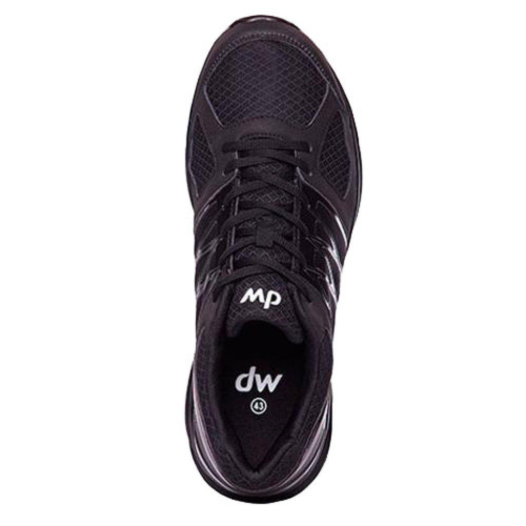 Диабетическая обувь Diawin Pure Black ортопедическая