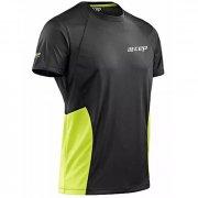 Компрессионная футболка CEP CB81M для бега мужская