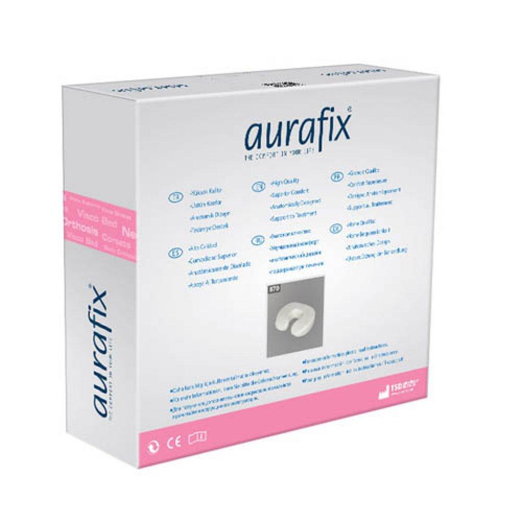 Ортопедическая подушка Aurafix REF: 864 для сна средняя