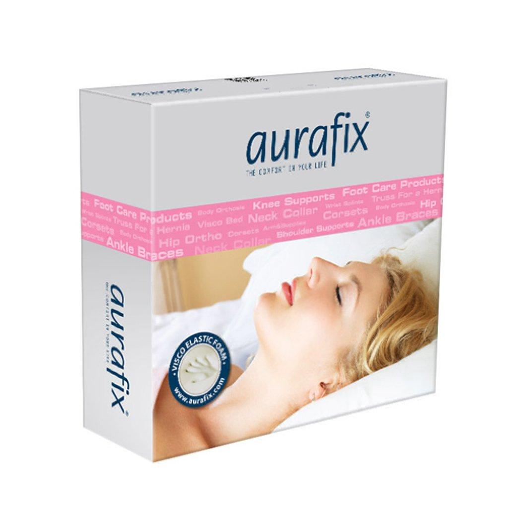 Ортопедическая подушка Aurafix REF: 866 с эффектом памяти