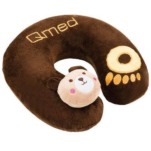 Подушка ортопедическая для путешествий QMED КМ-11 детская