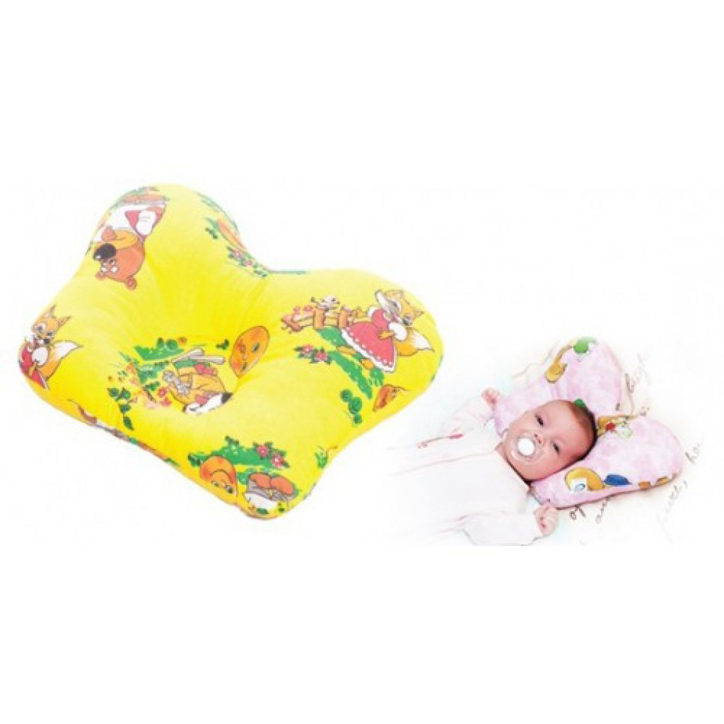 Подушка ортопедическая для новорожденных Тривес ТОП-110