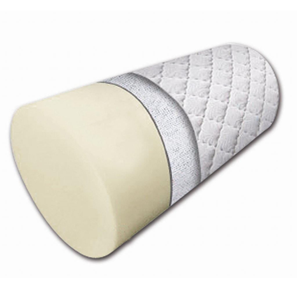 Ортопедическая подушка валик (500х190) Noble roll