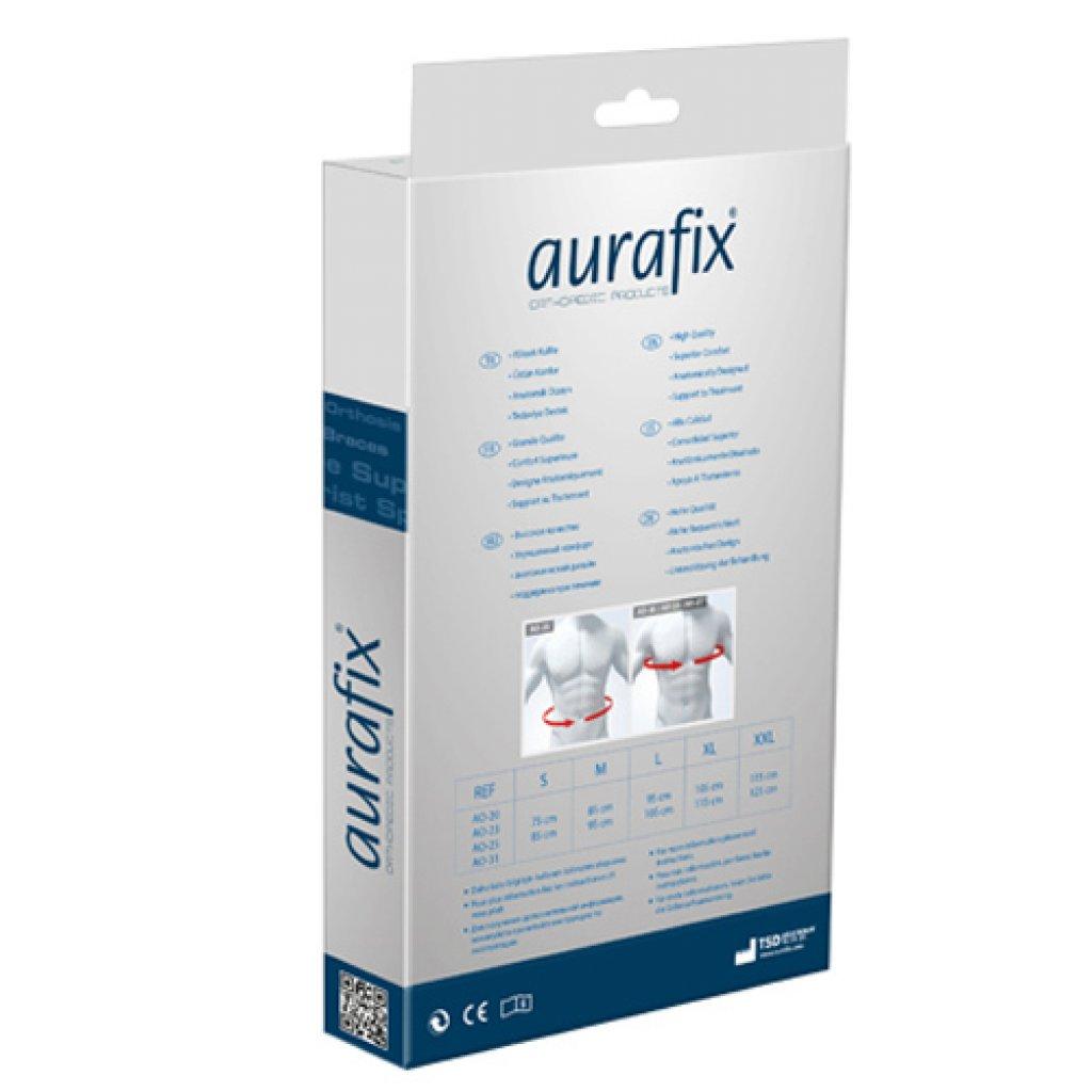 Абдоминальный бандаж Aurafix AO-25 для брюшной полости