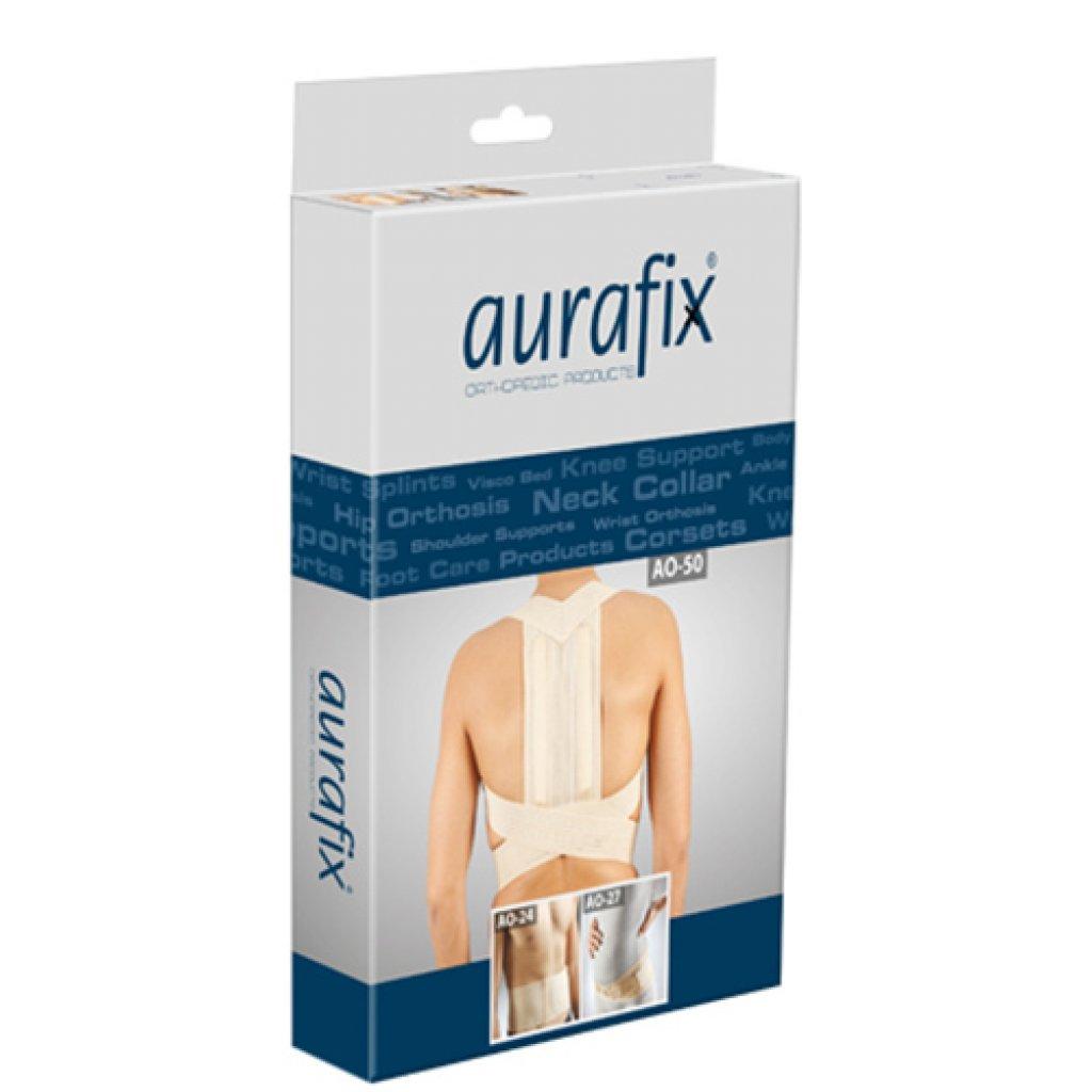 Бандаж для пупочной грыжи Aurafix AO-24