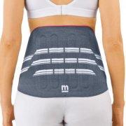 Бандаж для спины Medi Lumbamed basic с 4 ребрами жесткости, для женщин