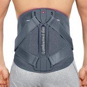 Бандаж для спины Medi Lumbamed disc при грыже позвоночного диска, для мужчин