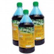 Жидкость для биотуалетов «Бриллианс» Avial 1л