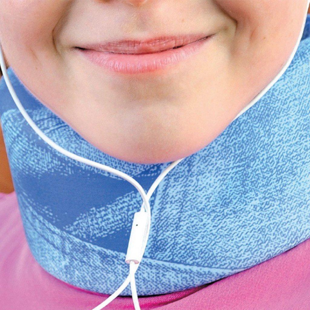 Детский ортез для шеи (головодержатель) Medi protect.Collar soft for kids (50 мм; 60 мм; 70 мм)