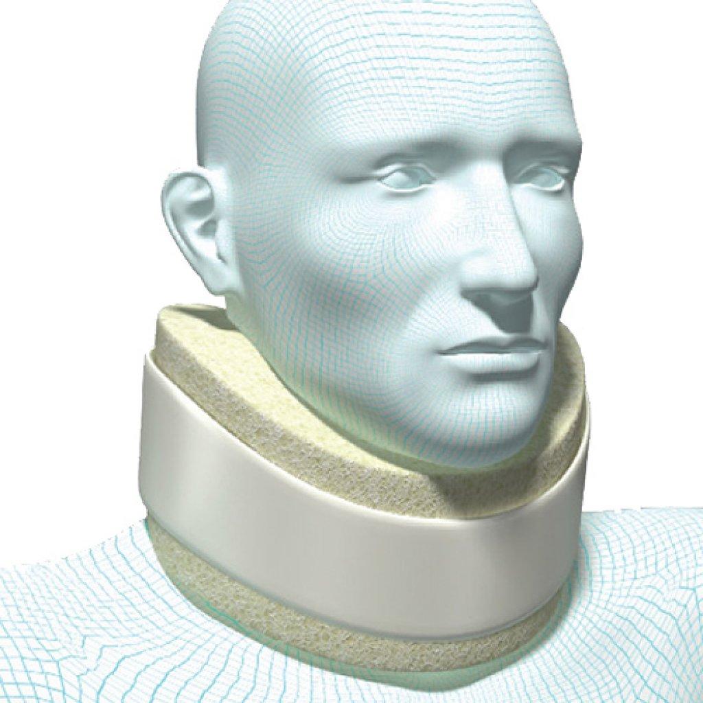 Бандаж на шейный отдел Aurafix REF: 920 усиленный