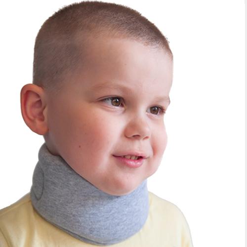 Детский бандаж для шеи Алком 3006 kids воротник Шанца
