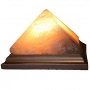 Лампа солевая Пирамида энергетическая 1 кг