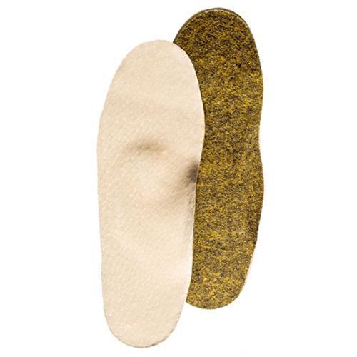 Стельки ортопедические кожаные Ортекс