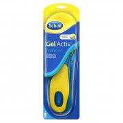Cтельки для комфорта на каждый день Scholl GelActiv Everyday, для мужчин