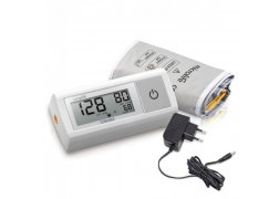 Автоматичний тонометр Microlife BP A1 Easy на плече з адаптером