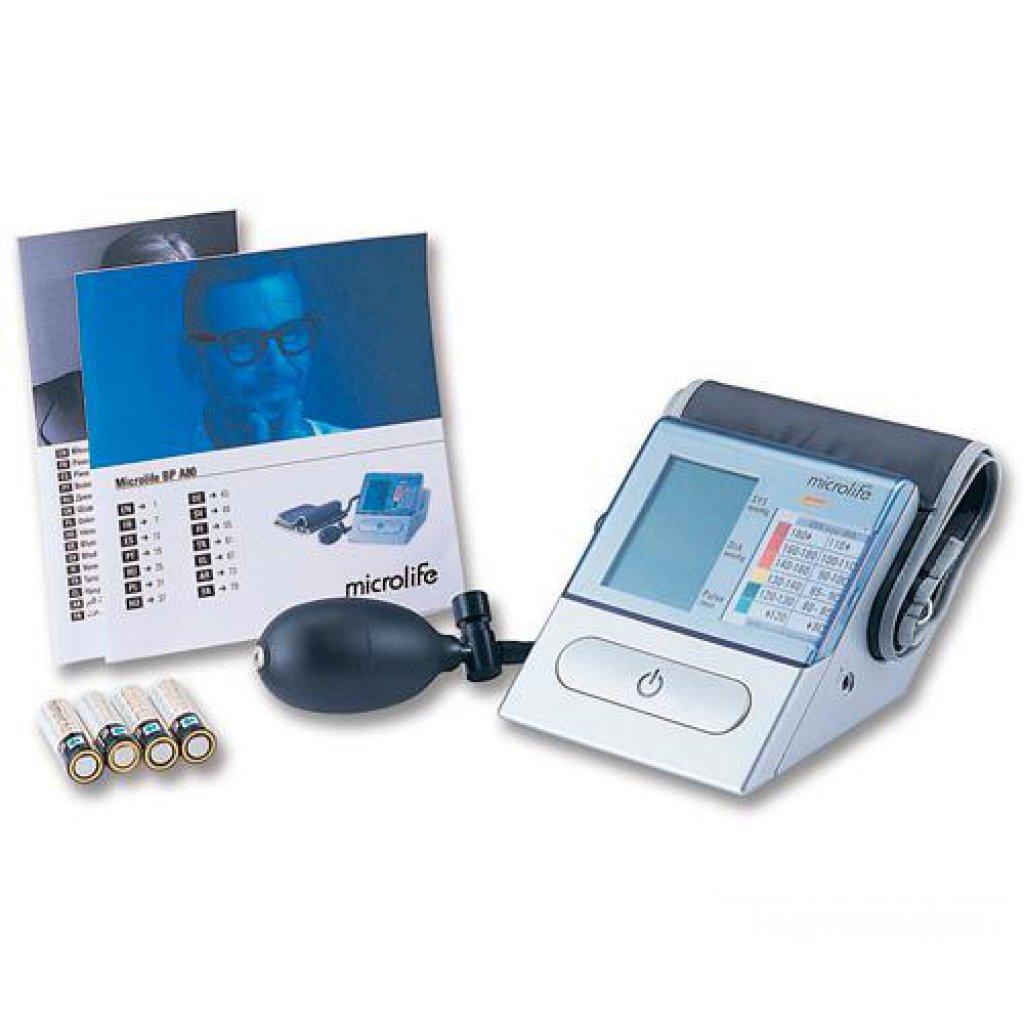 Полуавтоматический тонометр Microlife BP А-80