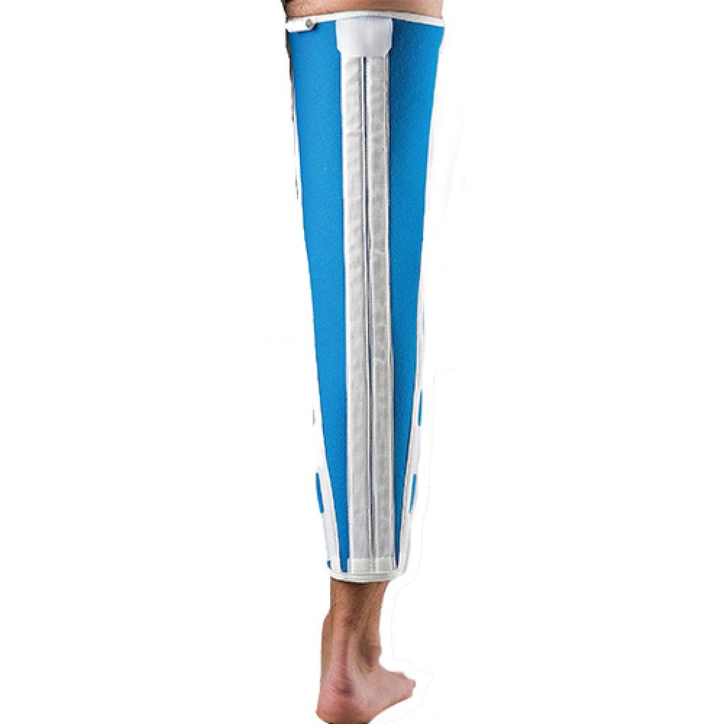 Шина для ноги Реабилитимед ТУТОР-Н с 4-мя ребрами жесткости