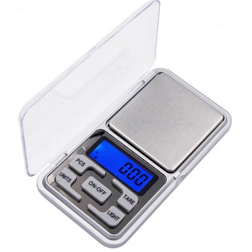 Весы ювелирные электронные Domotec карманные МН-100 (до 001 г)