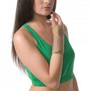 Бандаж лучезапястный Med textile МТ8552 с фиксацией пальца