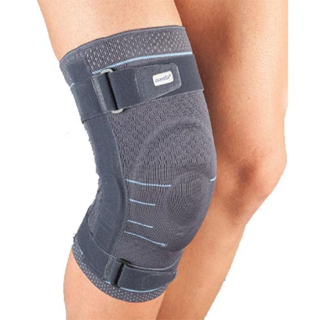 шарнирный бандаж на колено
